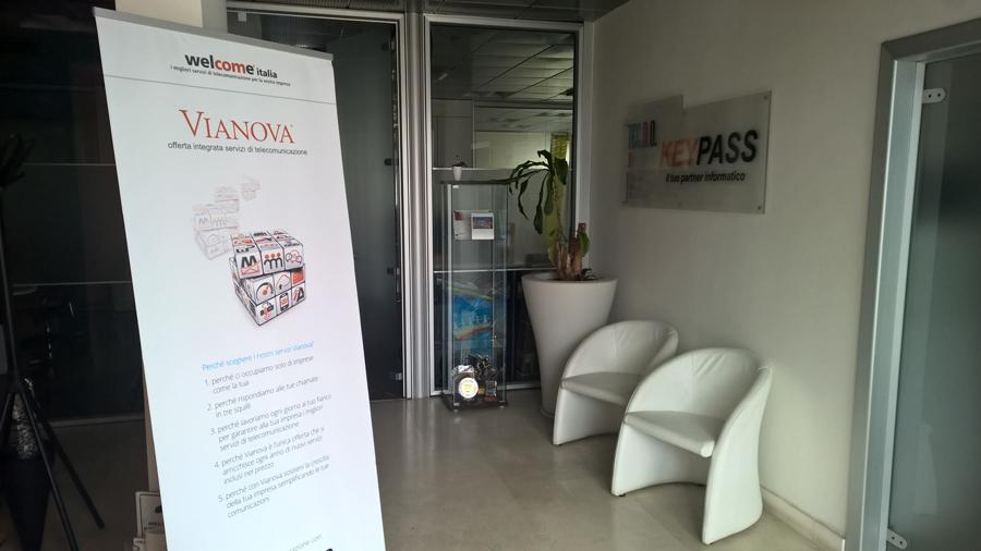 Partner completo per tutte le aziende